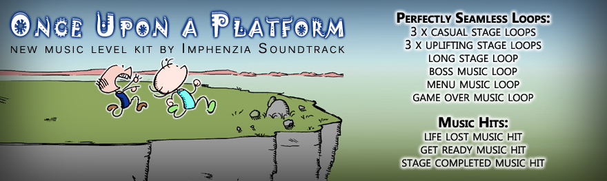 Once Upon a Platform - News Slider