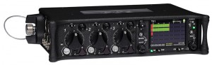 Sound Devices 633 Field Mixer/Recorder