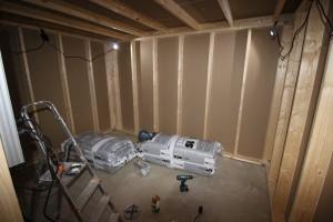 Pre-insulation