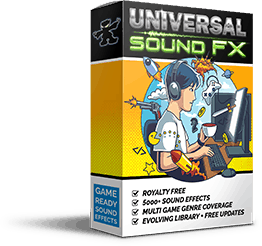 Sound Design Pack - Blasters